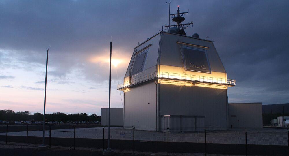 Americký systém protiraketové obrany Aegis Ashore