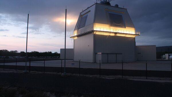 Americký systém protiraketové obrany Aegis Ashore - Sputnik Česká republika