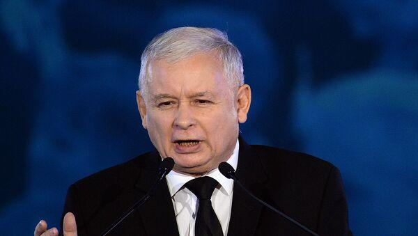 Jaroslaw Kaczynski - Sputnik Česká republika