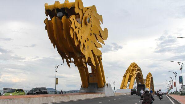 Most Draka ve Vietnamu v Da Nangu - Sputnik Česká republika