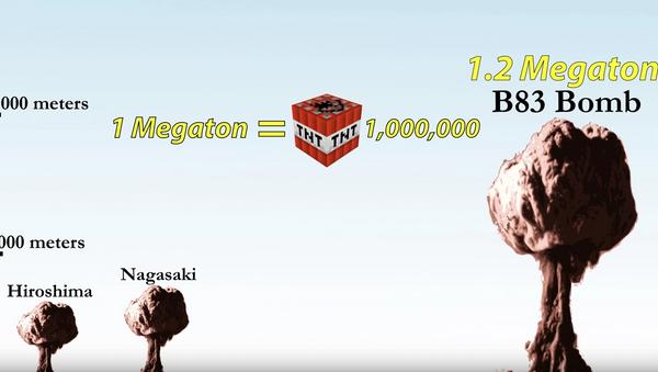 Největší jaderné exploze v historii na videu - Sputnik Česká republika