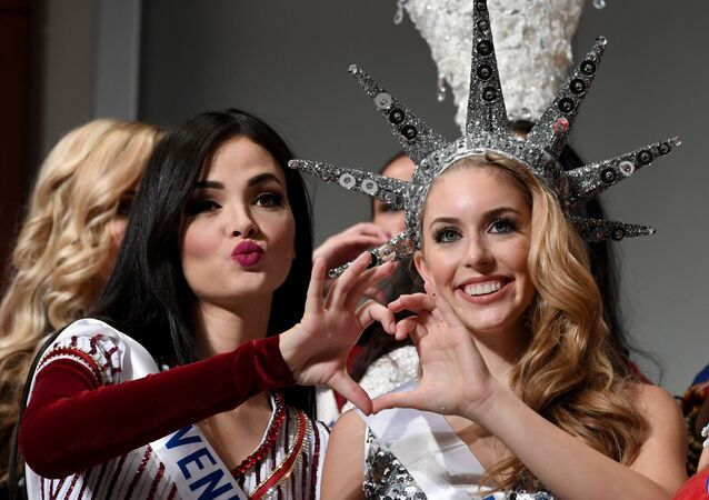 Miss International v Tokiu