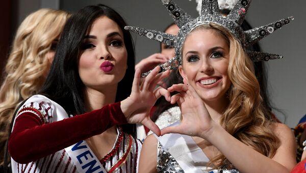 Miss International v Tokiu - Sputnik Česká republika