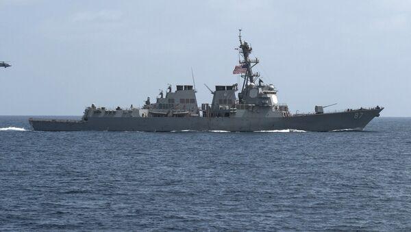 Torpédoborec USS Mason - Sputnik Česká republika