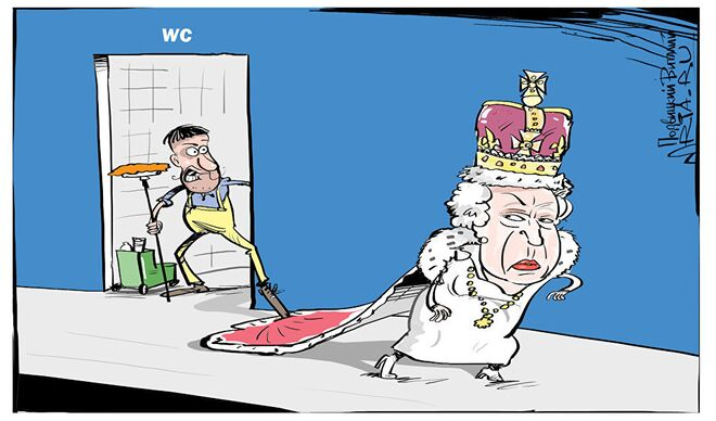 Kralovna Alžběta II.