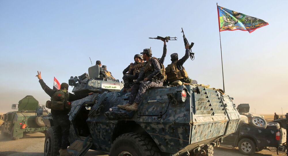 Iracká armáda