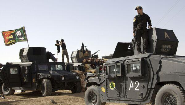 Irácká armáda - Sputnik Česká republika
