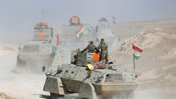 Osvobození Mosulu - irácká ofenzíva proti IS - Sputnik Česká republika