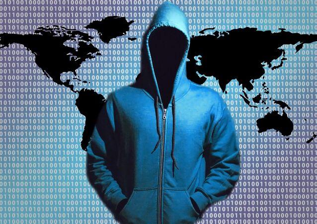 Hacker. Ilustrační foto