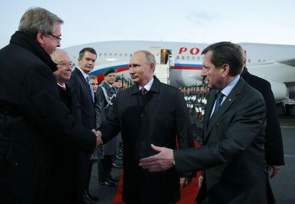 Schůzka normandské čtyřky - Sputnik Česká republika