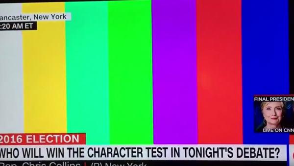 """V éteru CNN vznikly """"problémy"""", když kongresman začal kritizovat Clintonovou - Sputnik Česká republika"""