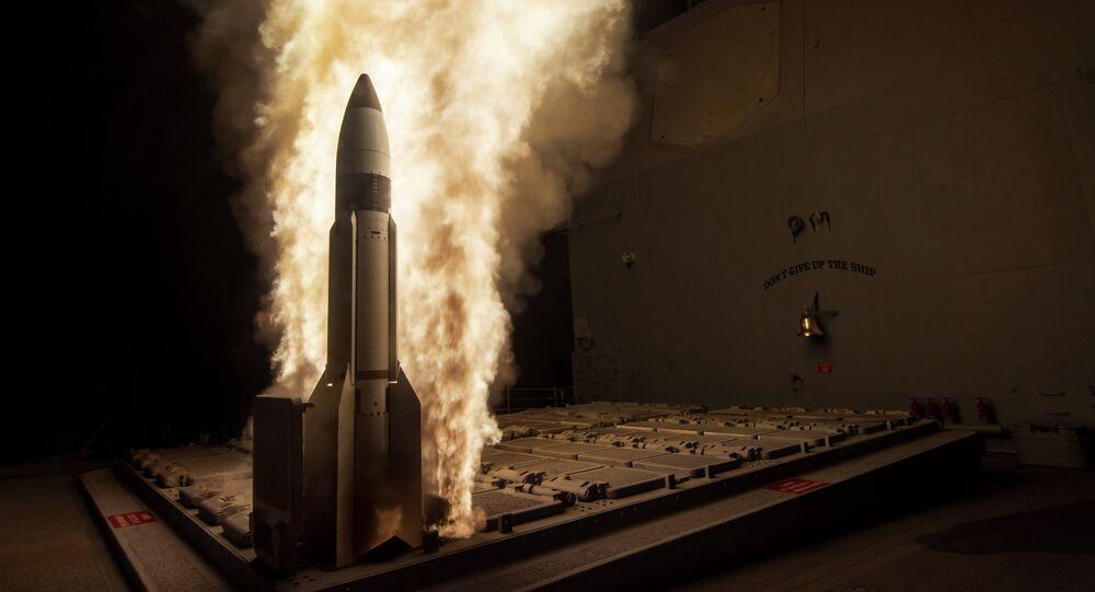 Systém PRO Standard Missile-3 (SM-3)