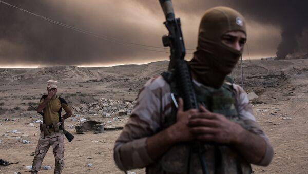 Iráčtí vojáci osvobozují Mosul - Sputnik Česká republika