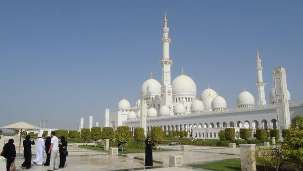 Mešita  Sheikh Zayed Grand v SAE - Sputnik Česká republika