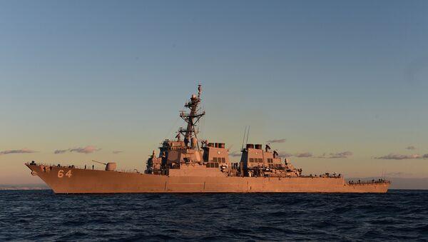 USS Carney - Sputnik Česká republika
