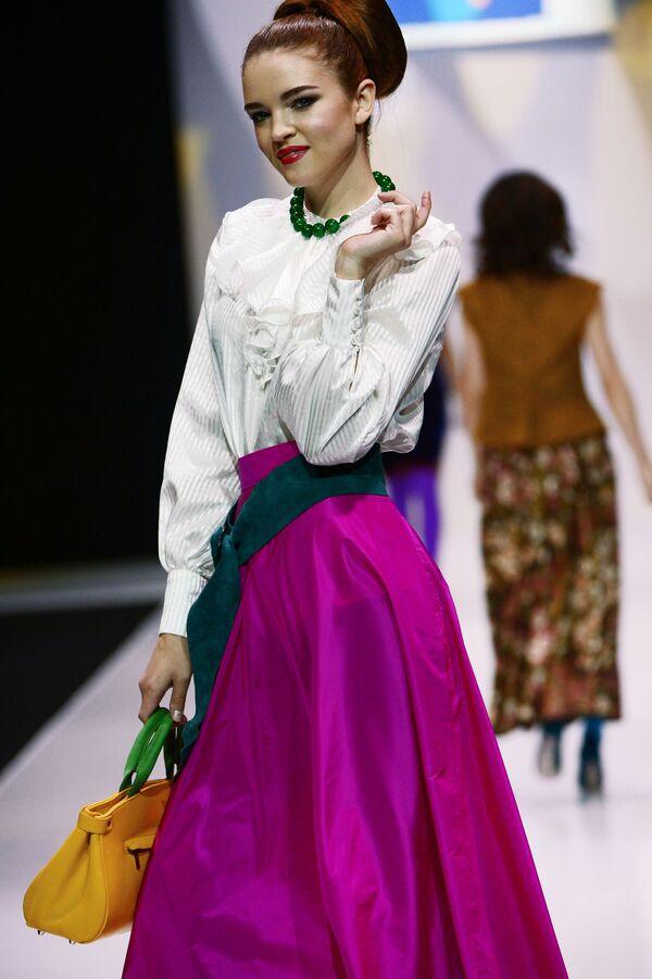 Týden módy v Moskvě - Sputnik Česká republika