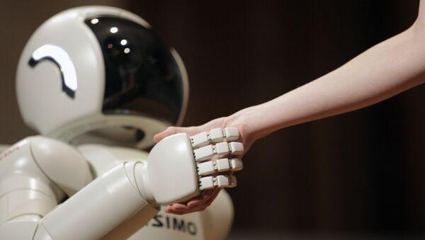 Robot - Sputnik Česká republika