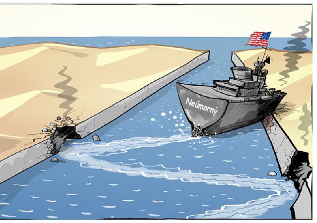 Kde udělali soudruzi z USA chybu?