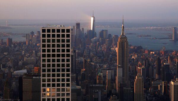 New York - Sputnik Česká republika