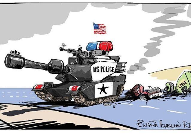Průbojná demokracie