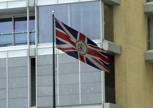Velvyslanectví Velké Británie v Moskvě