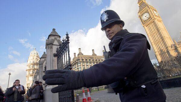 Londýnská policie - Sputnik Česká republika