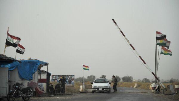 Irácký Kurdistán - Sputnik Česká republika