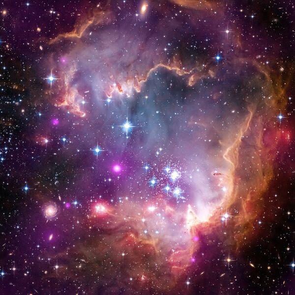 Galaxie s vlastními jmény - Sputnik Česká republika