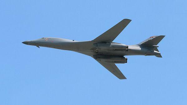 Nadzvukový bombardér B-B Lancer - Sputnik Česká republika