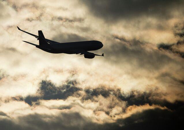 Airbus A330 společnosti Aeroflot