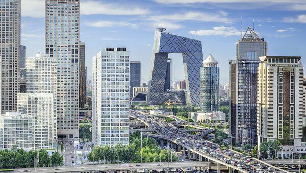Peking, China. - Sputnik Česká republika