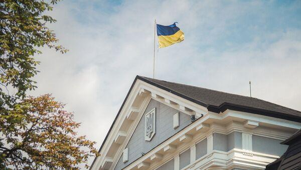 Budova Ukrajinské Bezpečnostní služby (SBU) - Sputnik Česká republika