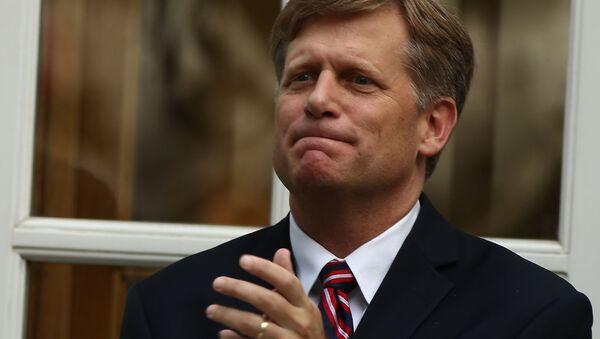 Bývalý velvyslanec USA v Rusku Michael McFaul - Sputnik Česká republika