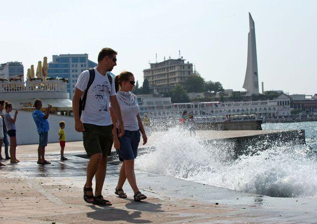Sevastopol, Krym