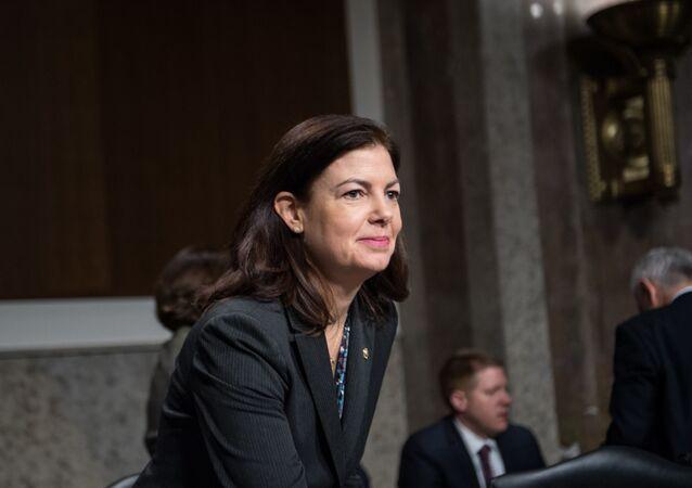 Republikánka Kelly Ayotteová