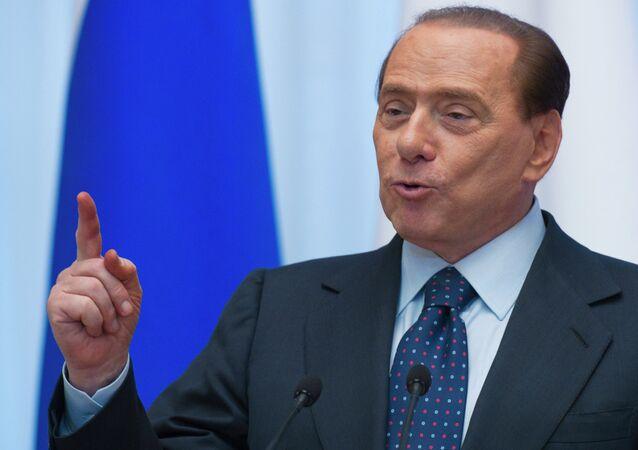 Bývalý italský premiér Silvio Berlusconi. Ilustrační foto
