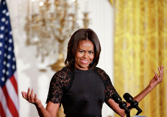 Michelle Obamová