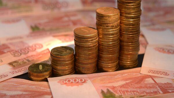 Ruské peníze - Sputnik Česká republika