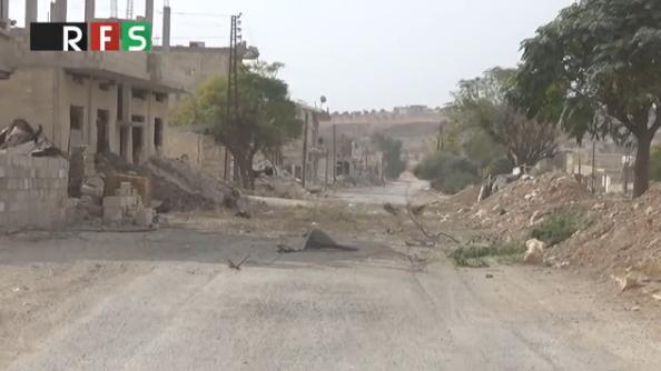 Na internetu se objevily záběry útoku ruského a syrského letectva na ozbrojence