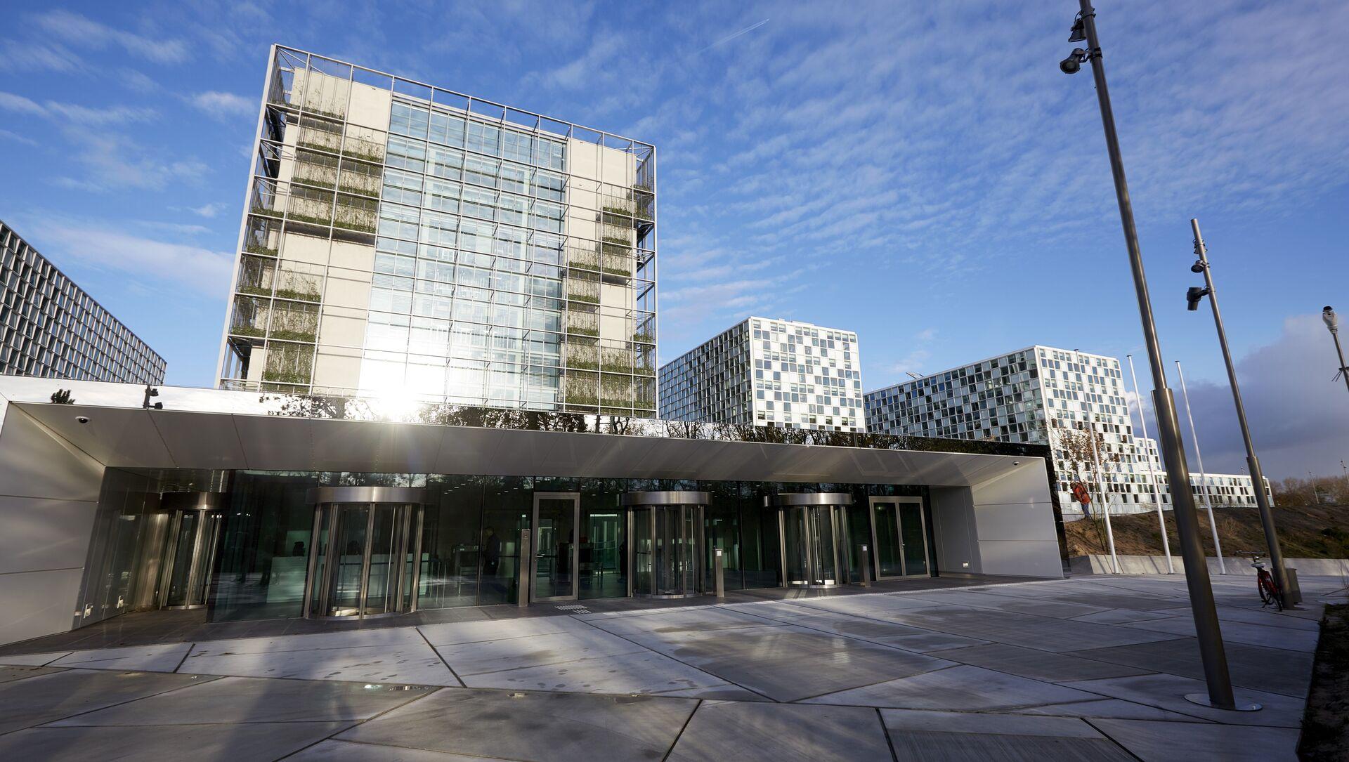 Budova Mezinárodního trestního soudu - Sputnik Česká republika, 1920, 10.09.2020