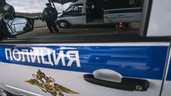 Ruská policie - Sputnik Česká republika