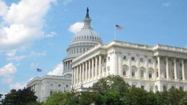 Americký Kongres ve Washingtonu - Sputnik Česká republika