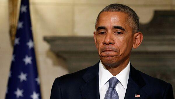 Americký prezident Barack Obama. Ilustrační foto - Sputnik Česká republika