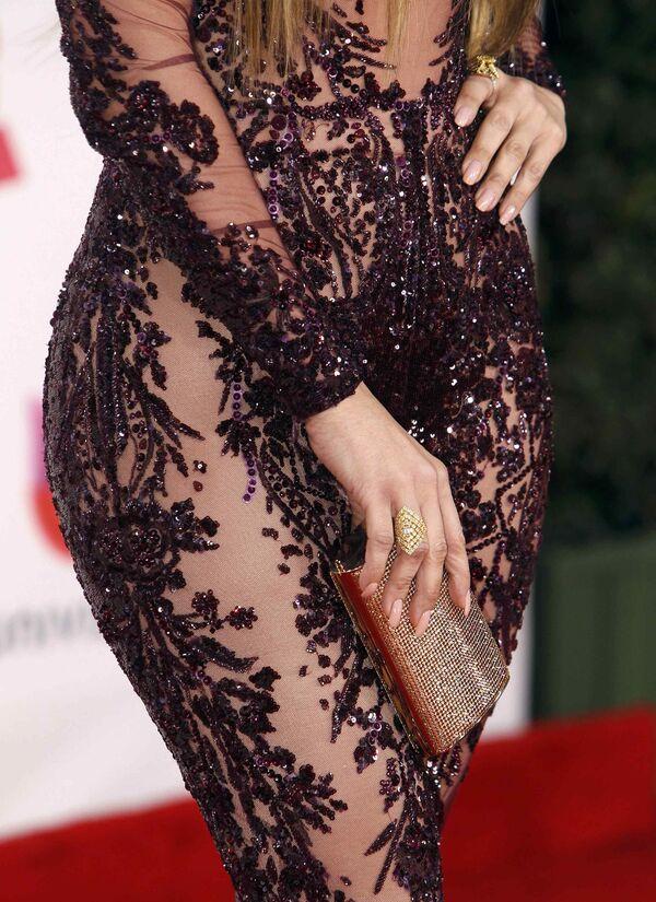 Zpěvačka Jennifer Lopez na každoročné ceremonii ceny  Latin Grammy Awards v Las Vegas - Sputnik Česká republika