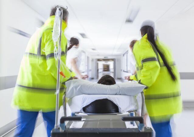 V USA havarovalo sanitní letadlo, které přepravovalo nemocného