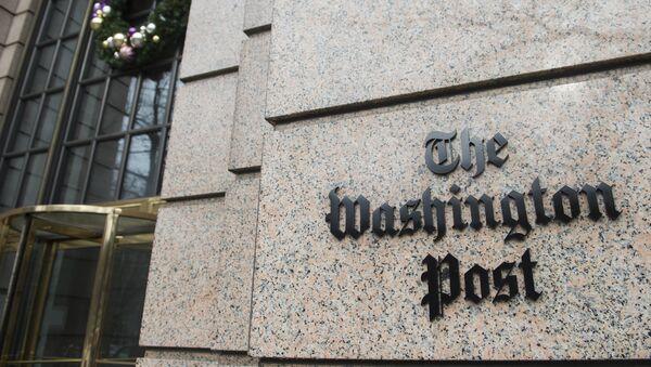 Kancelář novin The Washington Post - Sputnik Česká republika