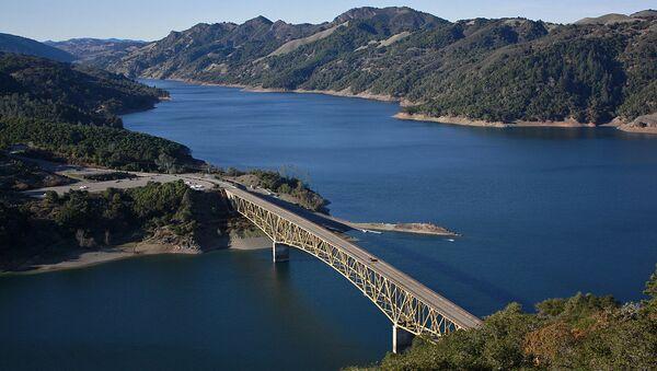Jezero Sonoma, Kalifornie - Sputnik Česká republika
