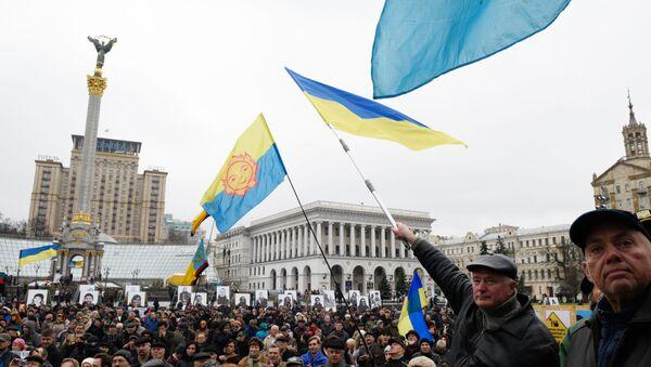 Ukrajina, Kyjev - Sputnik Česká republika