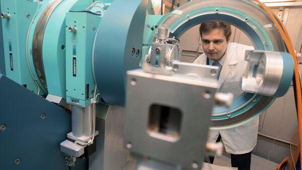 Kurčatovův institut, zkoumání nanotechnologií - Sputnik Česká republika