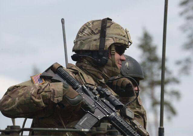 Cvičení Saber Strike 2016 v Estonsku